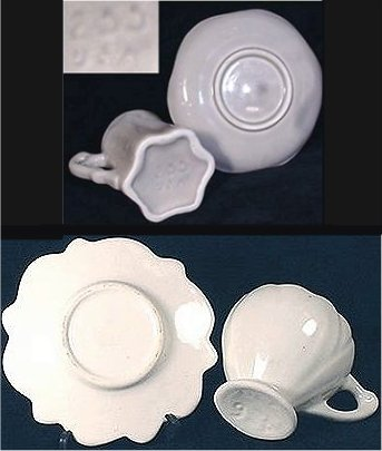 Identifying American Pottery - Look at the Bottom | Cajun