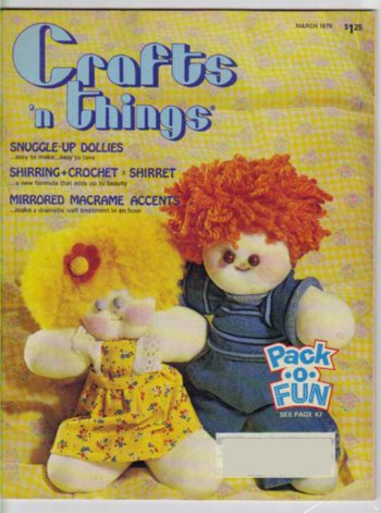 Crafts 'N Things Magazine March 1979