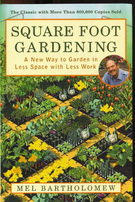 All New Square Foot Gardening Grow More In Less Space Auto Design Tech