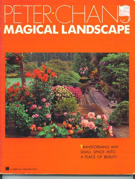 "Cover of ""Peter Chan's Magical Landscape"""