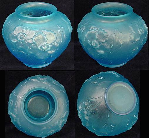 Identify Vintage Us Tiffin Satin Glass Cajun Collection
